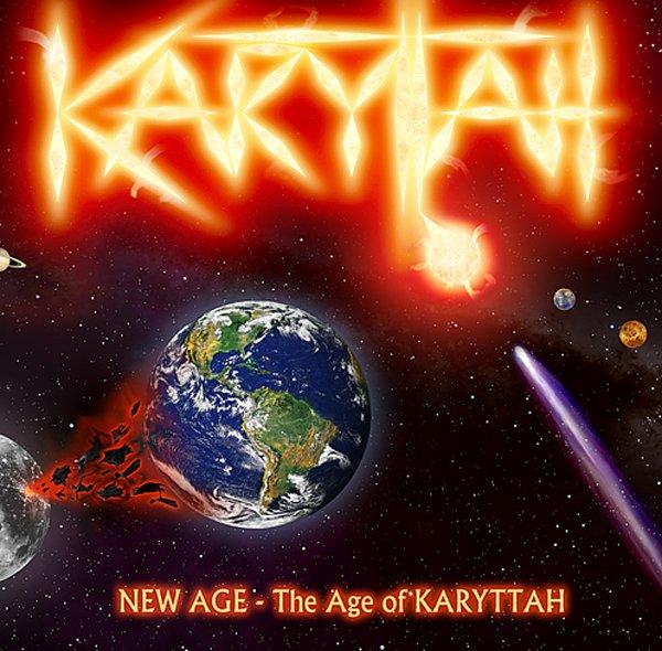 """Karyttah: álbum """"New Age – The Age of Karyttah"""" é lançado em todas as plataformas digitais"""