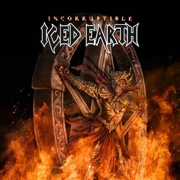 "Iced Earth: assista lyric video de nova música ""Seven Headed Whore"""