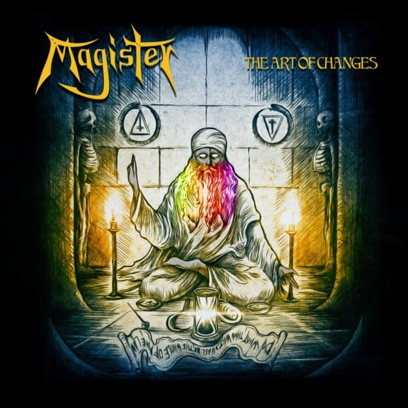 "Magister: divulgada capa e tracklist de ""The Art of Changes"""