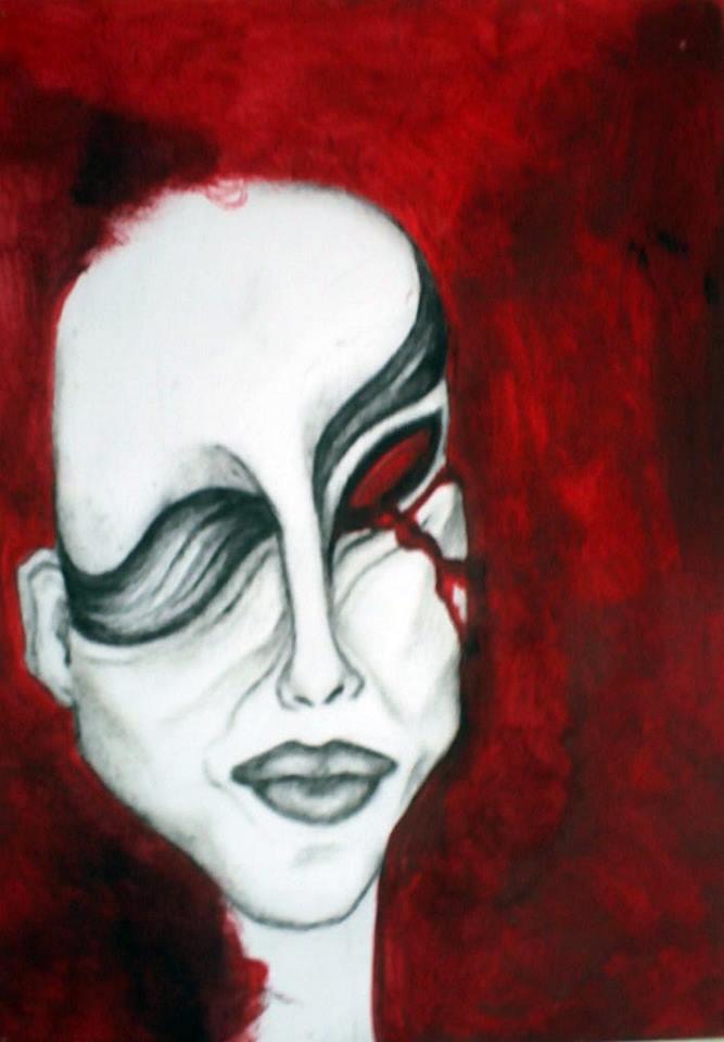 Psychotic Eyes - Olhos Vermelhos_Capa