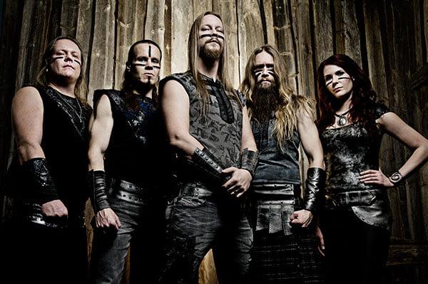 Ensiferum: banda é atração do Dark Dimensions Folk Festival em São Paulo e Curitiba