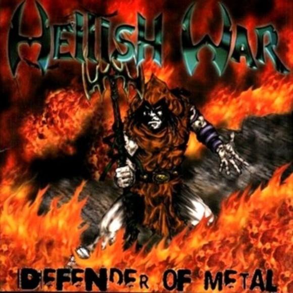 Hellish War – Defender of Metal