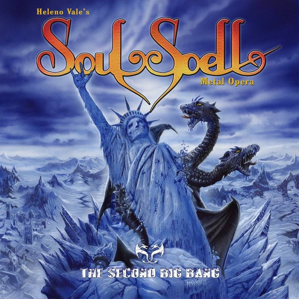 Soulspell – Heleno Vale's Metal Opera – The Second Big Bang