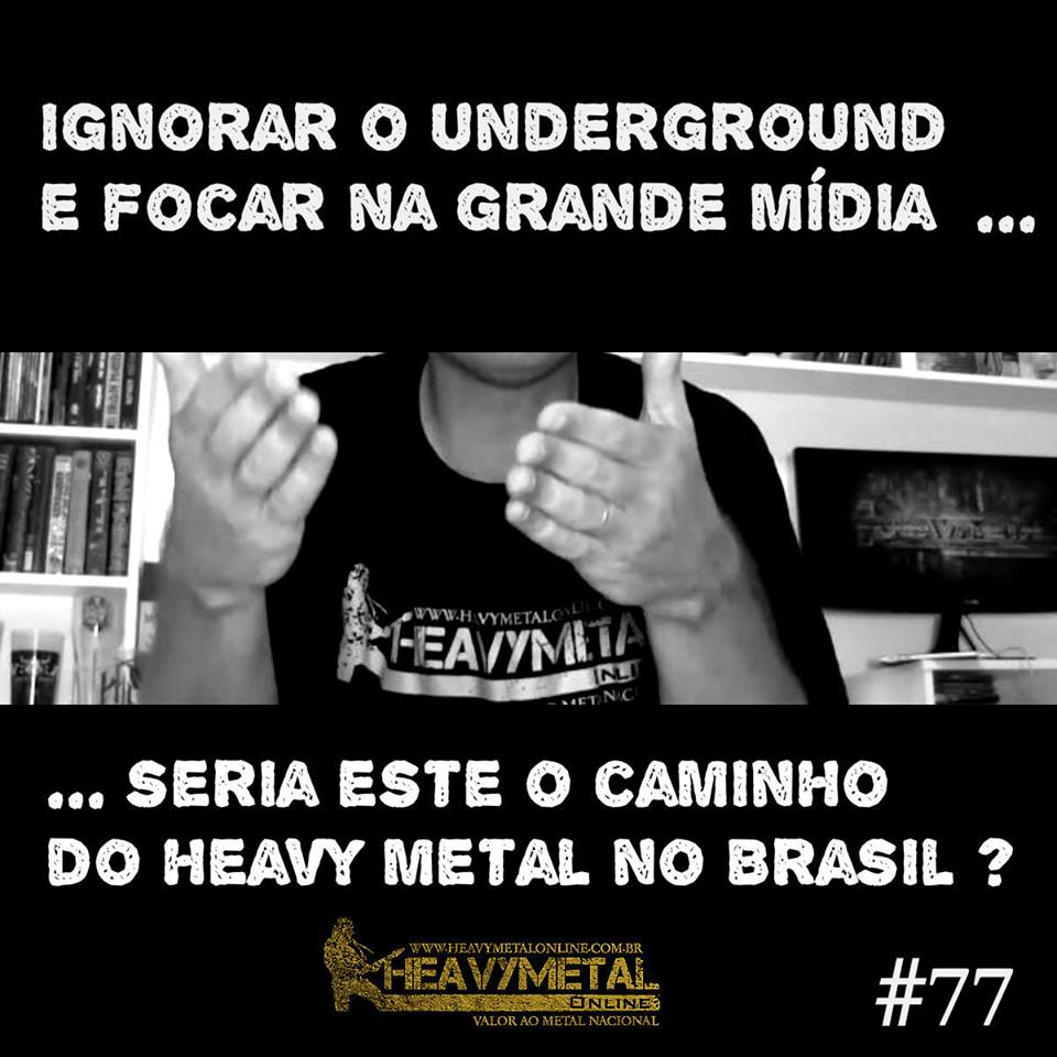 Heavy Metal Online: Qual o rumo do Heavy Metal no Brasil?