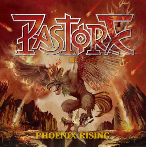 "Pastore: novo álbum ""Phoenix Rising"" já está disponível na Die Hard"