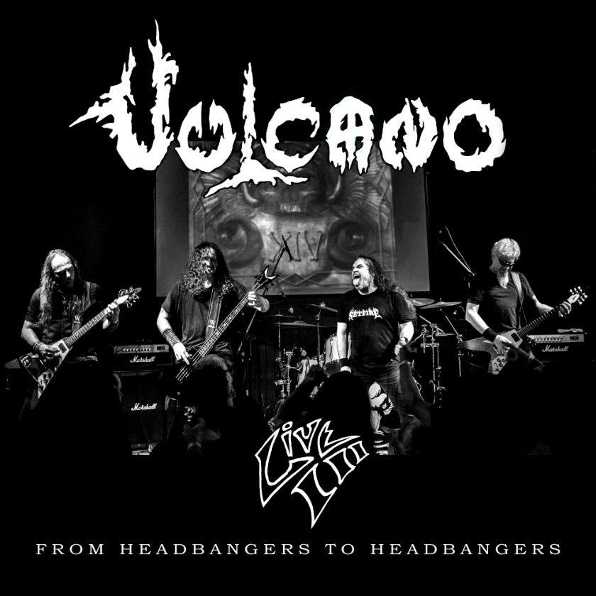 "Vulcano: Banda apresenta ""Red Death"", música que estará presente no vindouro ""Live III – From Headbangers To Headbangers"""
