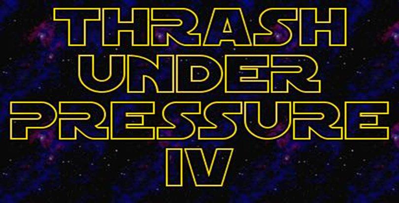 Thrash Under Pressure IV: festival reúne bandas do metal nacional