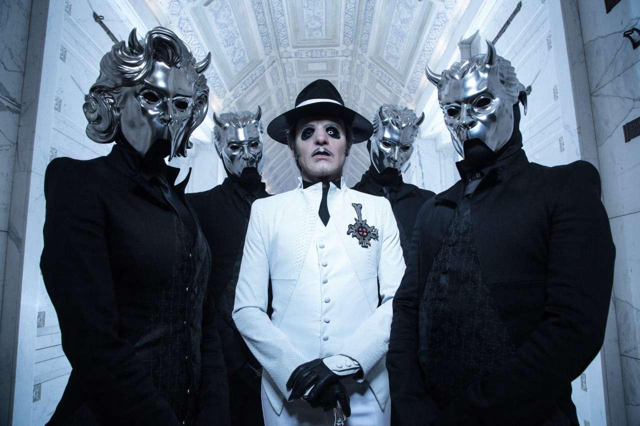 Ghost disponibiliza novo single e divulga data de lançamento do novo album