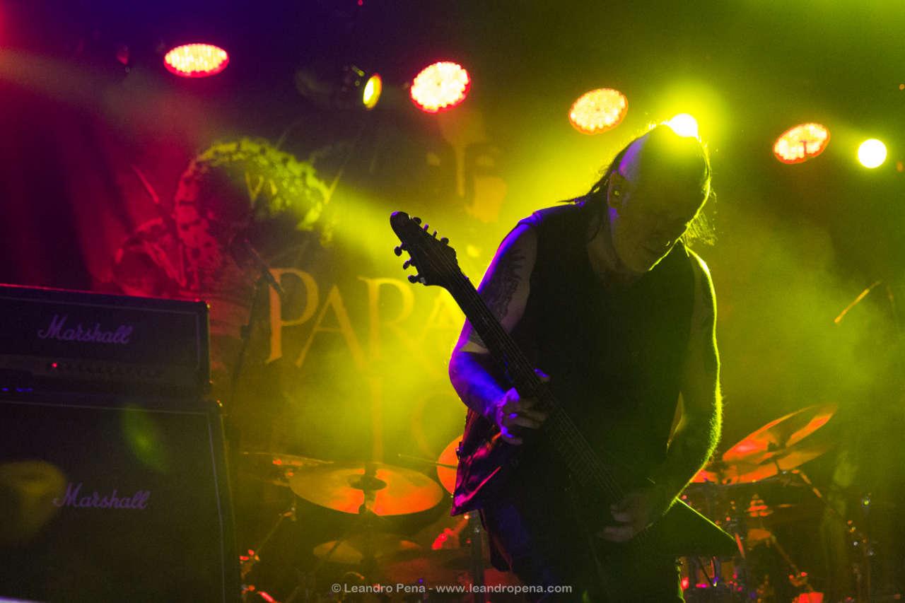 Paradise Lost – 01/09/2018 – São Paulo
