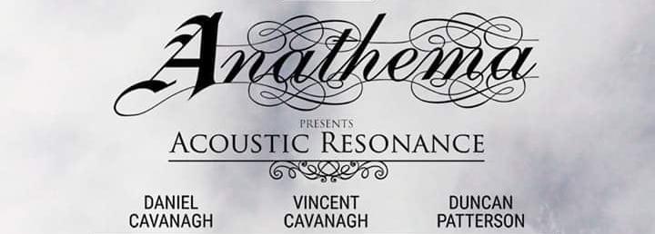 Anathema fará apresentação acústica em São Paulo e em Florianópolis