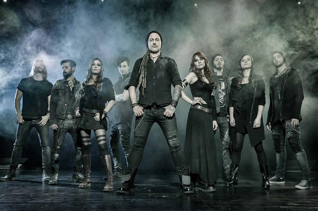 Eluveitie faz 4 shows no Brasil ao lado do Tuatha de Danann