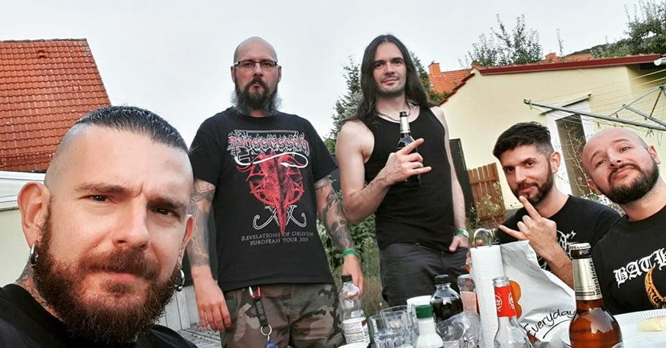 Beheaded: Turnê com NervoChaos e Jupiterian em novembro
