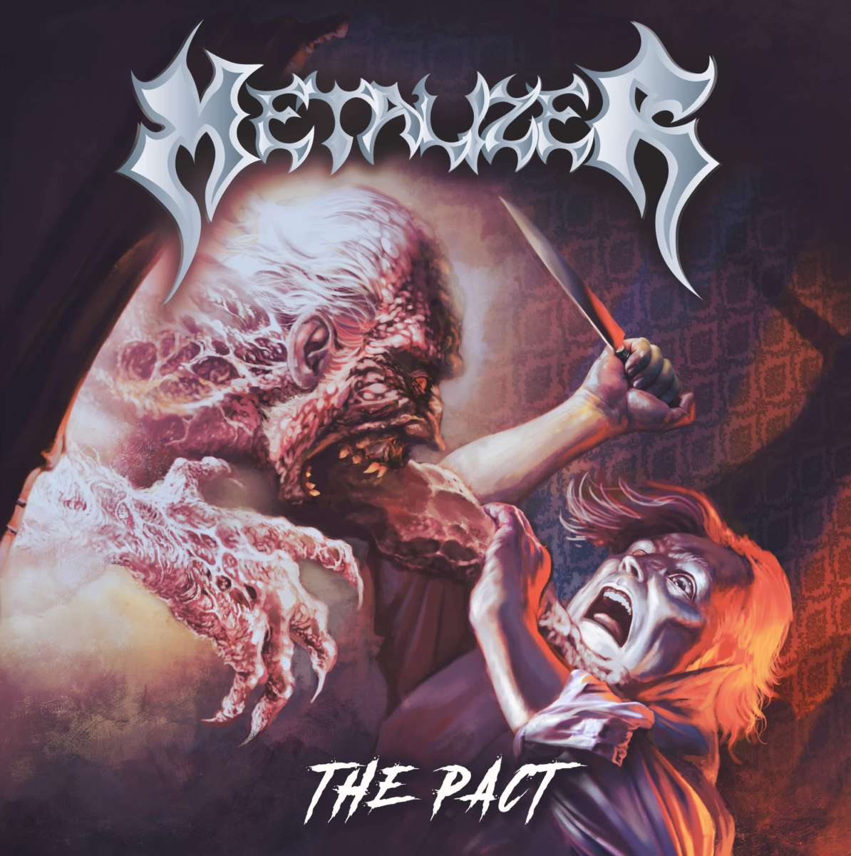 "Metalizer – ""The Pact"""