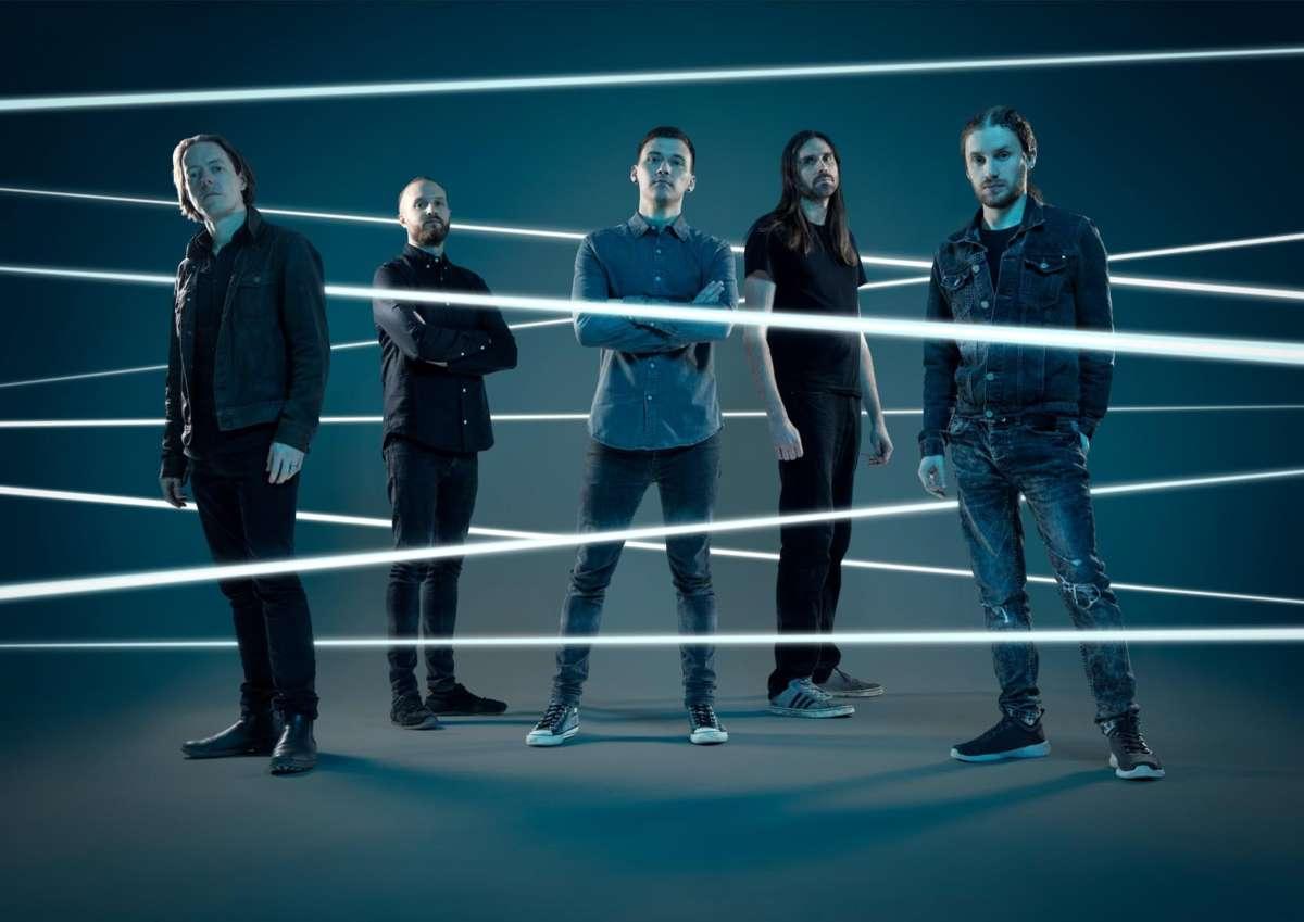 TesseracT: turnê reagendada e show no Brasil com Soen confirmado