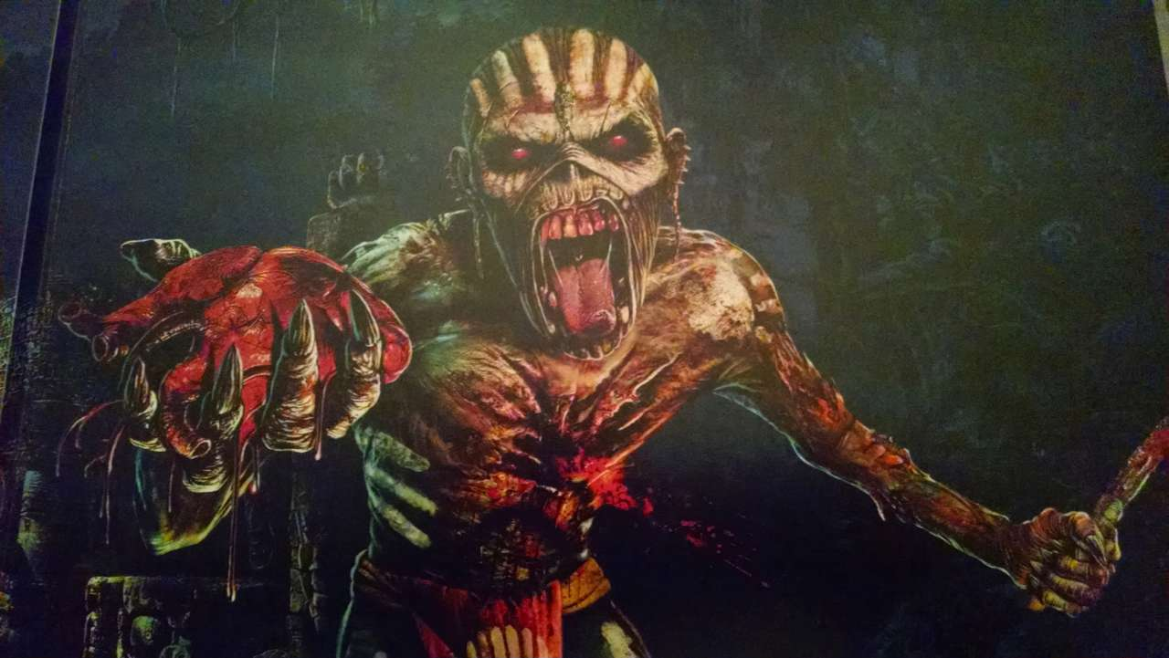 10 Wallpapers do Iron Maiden em 4K para download