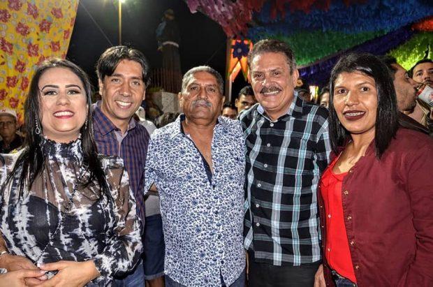 7B275E7A 9298 4DAC B4C8 295EABC864E6 620x411 - Deputado Tião Gomes participa de festejos juninos nas cidades do Brejo Paraibano