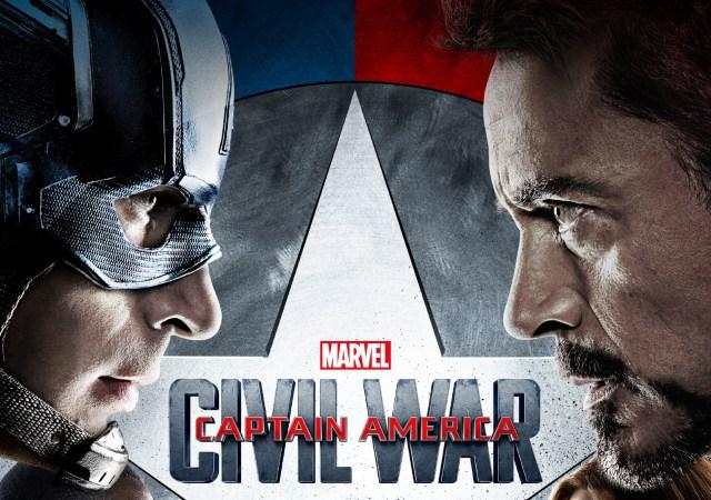 Civil War Final Posteradsfas