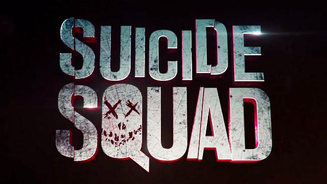Esquadrao Suicida logo