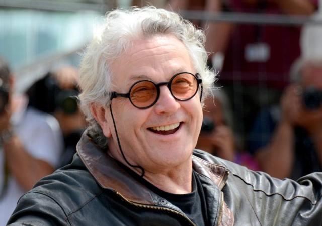 George Miller Cannes 2015 2