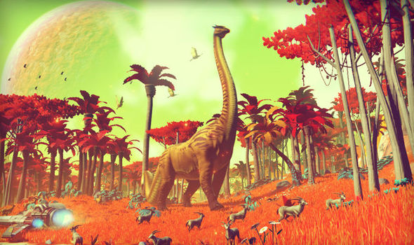 No Man s Sky PS4 patch bugs Hello Games 699275