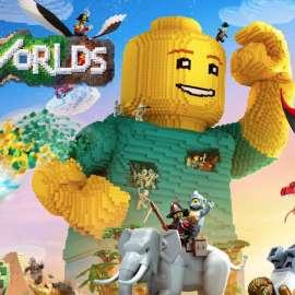 WB Games anuncia o início da pré-venda de LEGO WORLDS para PS4 e XBOX ONE