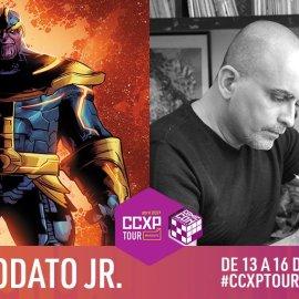 Artista da Marvel, Mike Deodato Jr. é confirmado na CCXP Tour Nordeste
