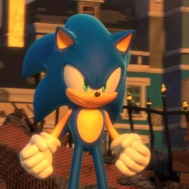 SEGA revela título oficial e gameplay do Sonic Project