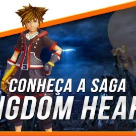 Prepare-se para Kingdom Hearts III
