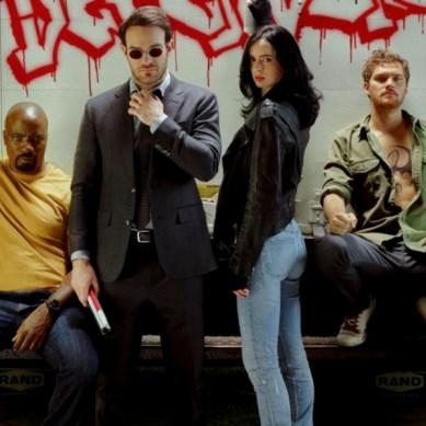 Netflix divulga o pôster oficial da série original inédita Marvel – Os Defensores