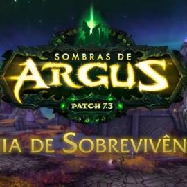 Sombras de Argus chega a World of Warcraft