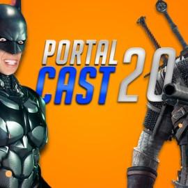 Portal Cast 20 | Os jogos que deveriam virar filmes… ou séries