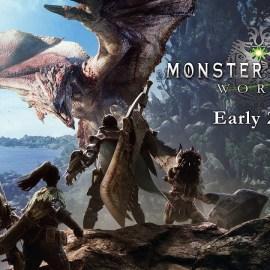 Beta de Monster Hunter: World para PS4 e detalhes sobre o DLC de Horizon Zero Dawn