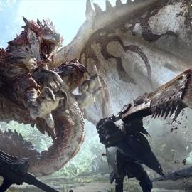 Aventure-se no Novo Mundo em Monster Hunter: World™, Já Disponível para PlayStation®4 e Xbox One