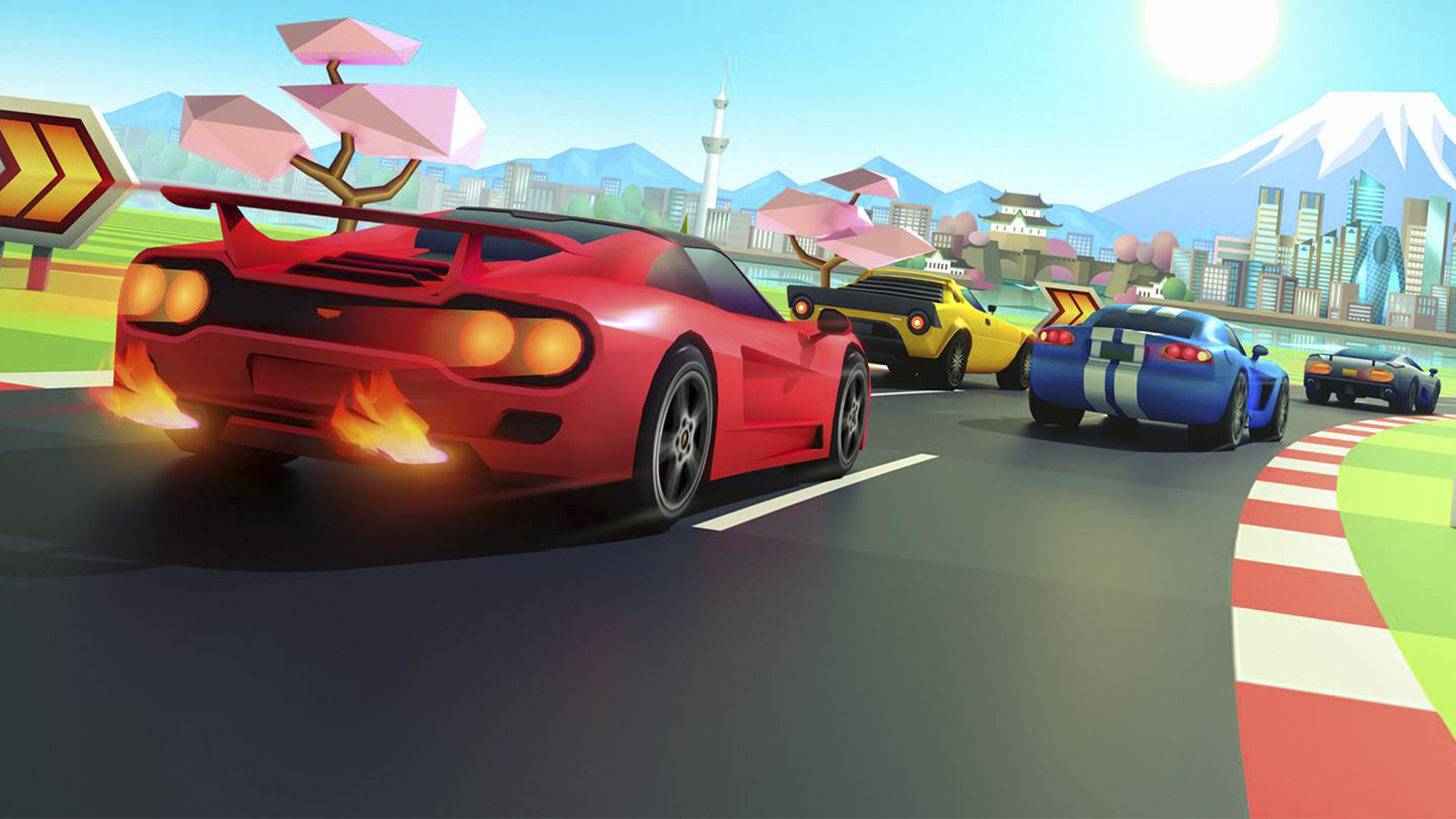 Horizon Chase Turbo bg