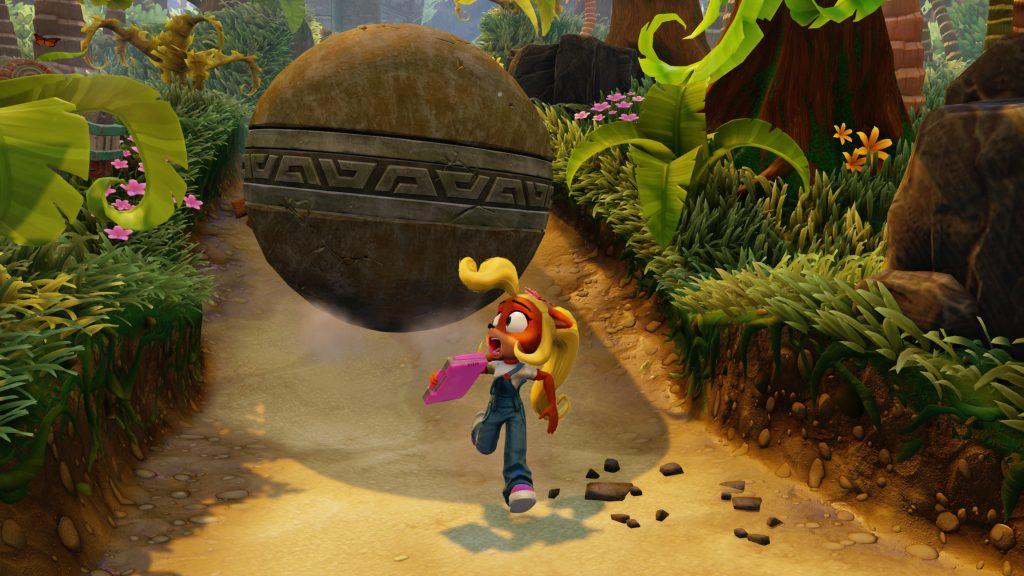 Crash Bandicoot N. Sane Trilogy  Coco 2