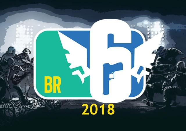 Rainbow Six Brasileirão 2018
