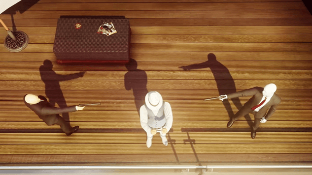 hitman 2 ghost mode main