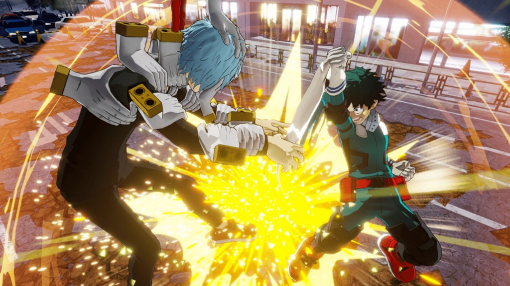 my hero ones justice gets a flashy new story trailer 2