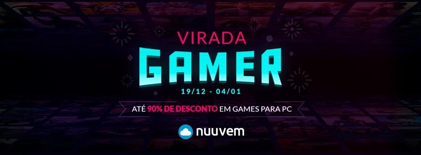 Promoção Natal 2018 Virada Gamer