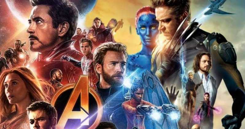 Avengers Endgame Post Credit Possibility X Men Fantastic