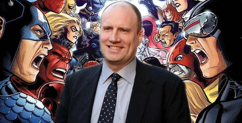 Kevin Feige X Men Avengers