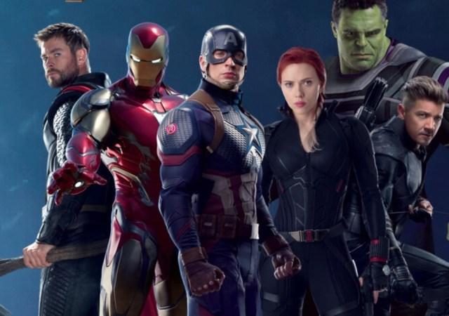 Avengers Endgame promo costumes header