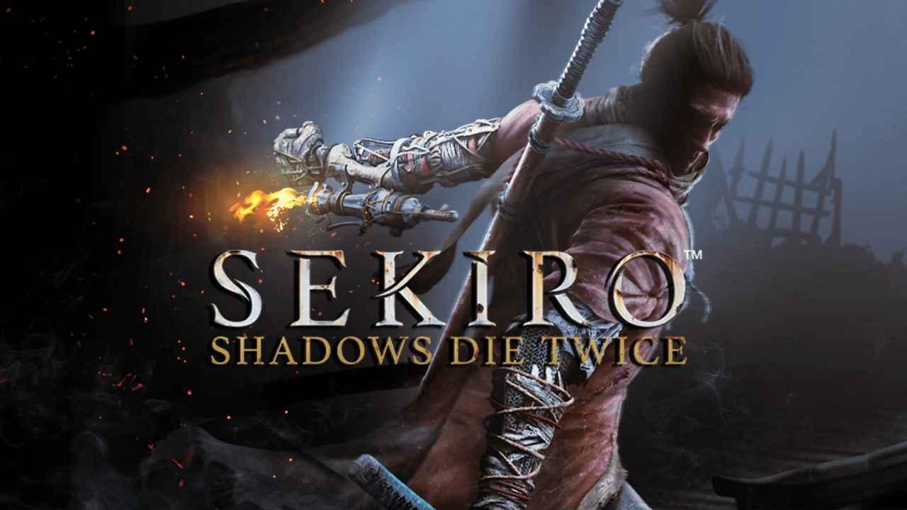 sekiro shadows die twice wallpaper