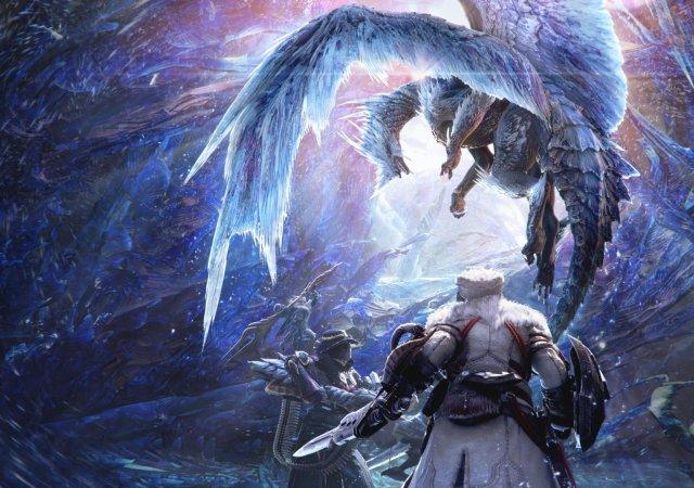 Monster Hunter World Iceborn Wallpaper Screenshot Full HD