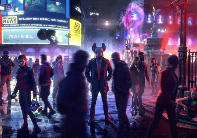 watch dogs legion gameplay trailer
