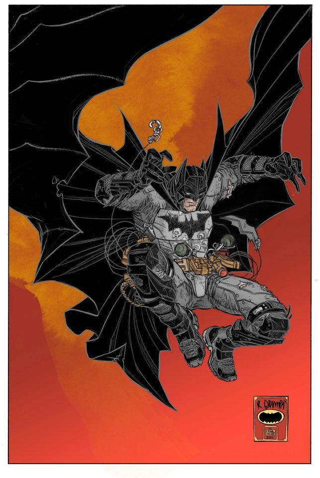 ' Batman de Rafael Grampá '