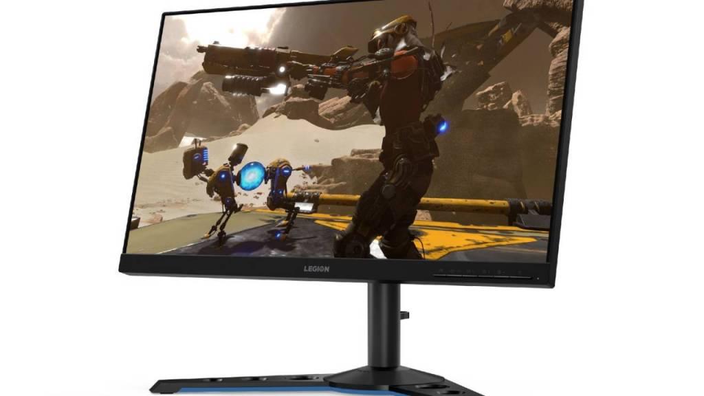 Legion Y25 monitor 1280x720