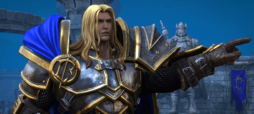 warcraft 3 reforged arthas