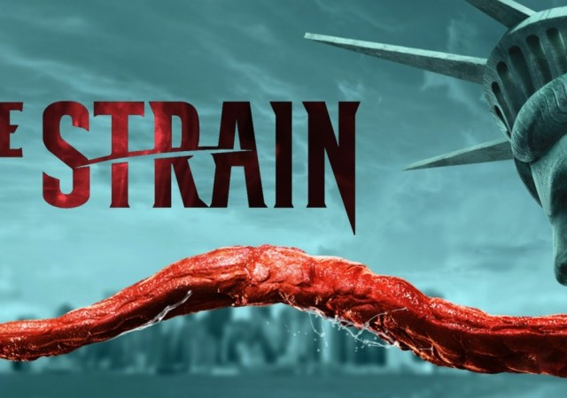 the strain season 4 poster