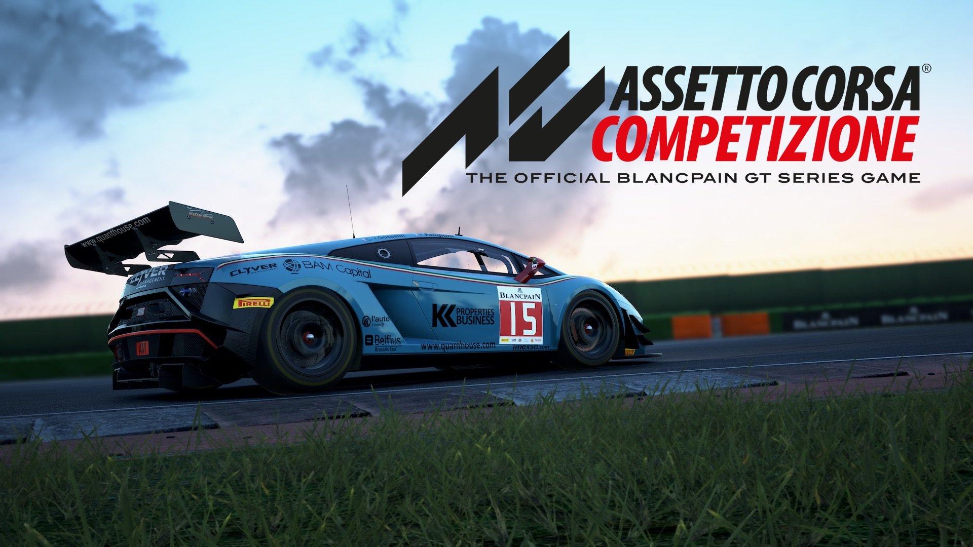 Assetto Corsa Competizione wallpaper
